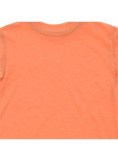 Panço Panço T-Shirt Erkek Çocuk Oranj